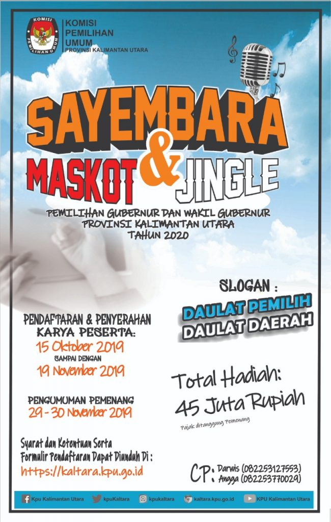 Sayembara Maskot dan Jingle